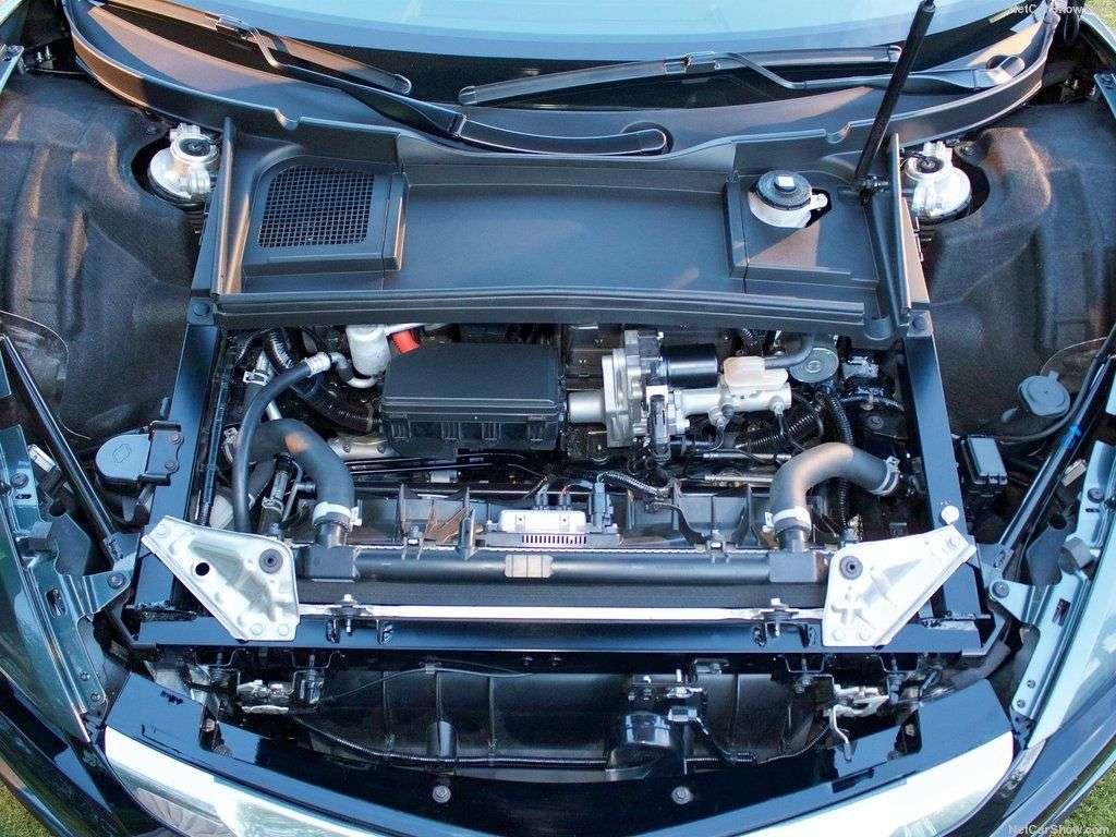 Обзор Acura NSX 2017