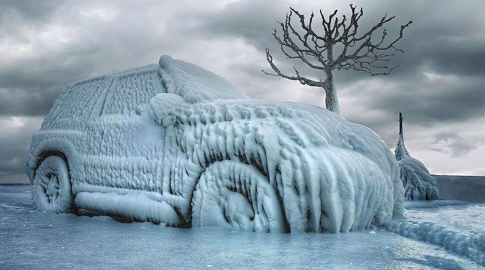 Быстрый прогрев салона автомобиля зимой