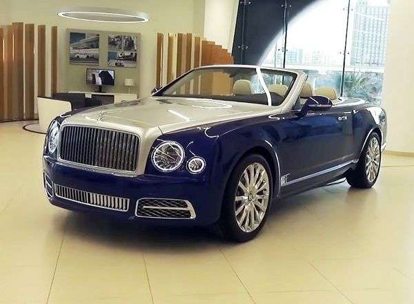 1511207542 kabriolet bentley grand convertible - Обзор Bentley Grand Convertible