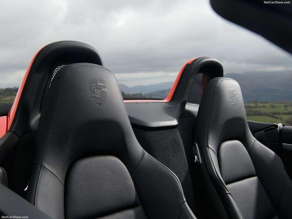 Обзор Porsche 718 Boxster 2017