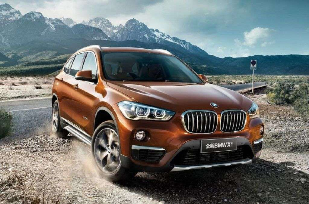 Обзор BMW X1 Long Wheelbase 2017