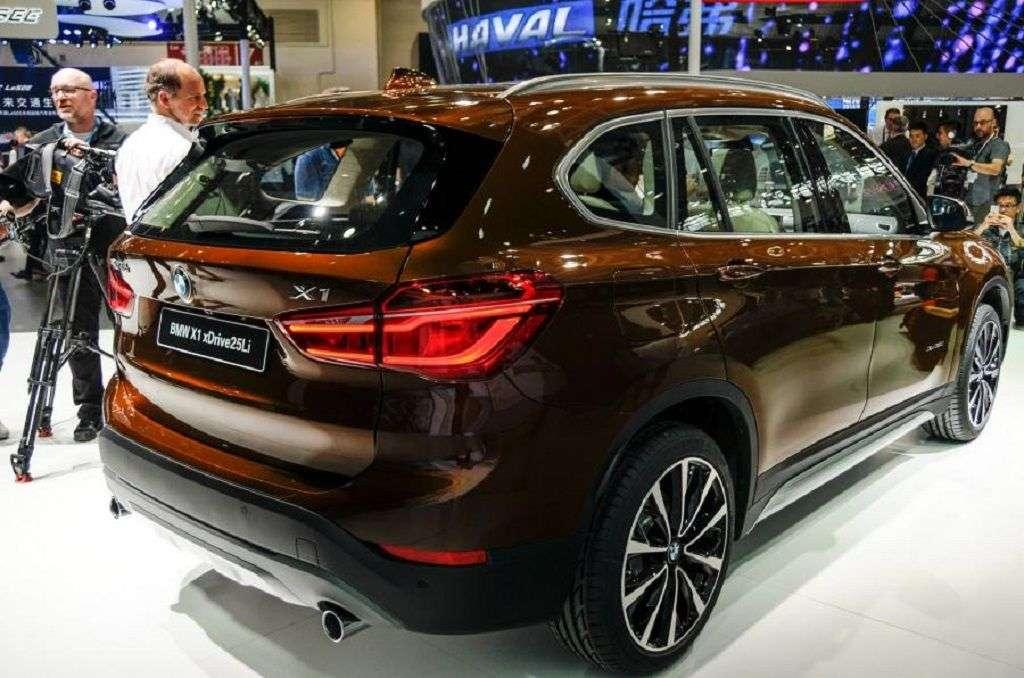 Обзор BMW X1 Long Wheelbase 2017