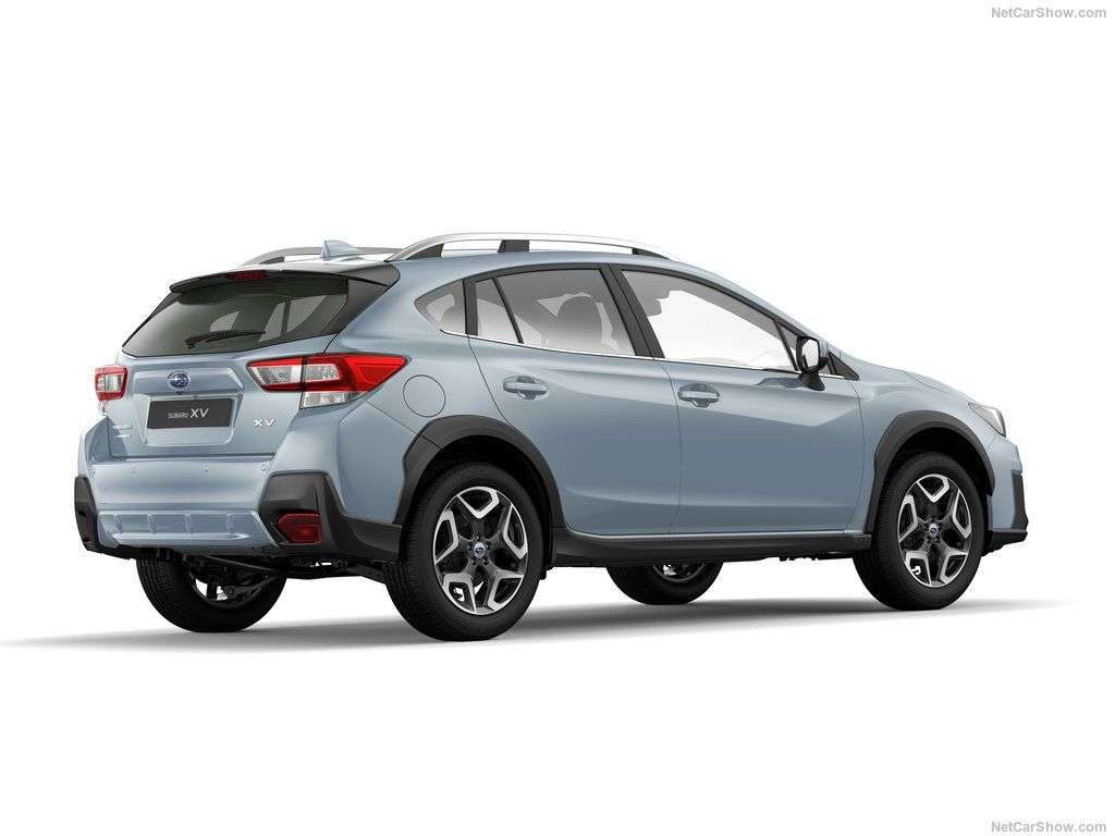 Обзор Subaru XV 2018