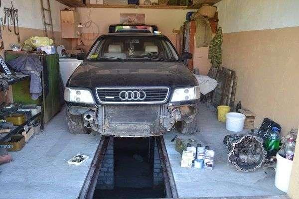 Как сэкономить на ремонте автомобилей audi?