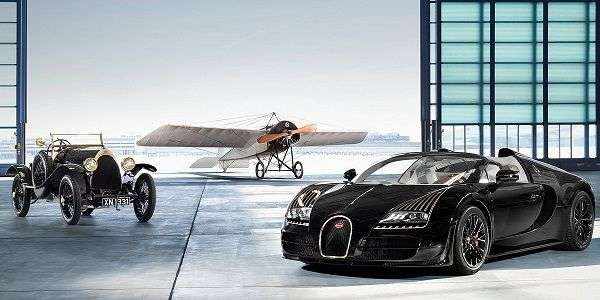 Самые интересные моменты истории бренда Bugatti: ТОП-10