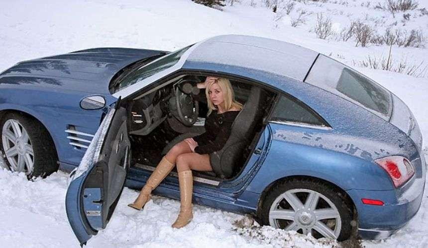 Что нельзя делать с автомобилем зимой?