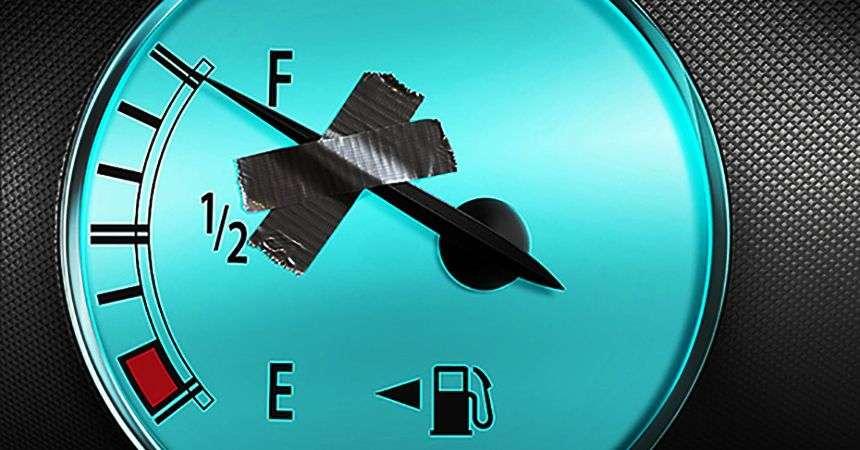 Как сэкономить бензин зимой?