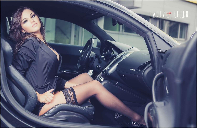 Сексуальные девушки и автомобили (часть 7)