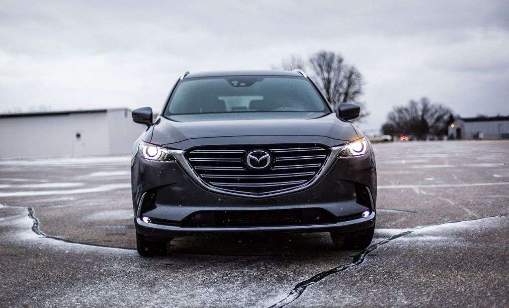 Обзор Mazda CX-9 2017