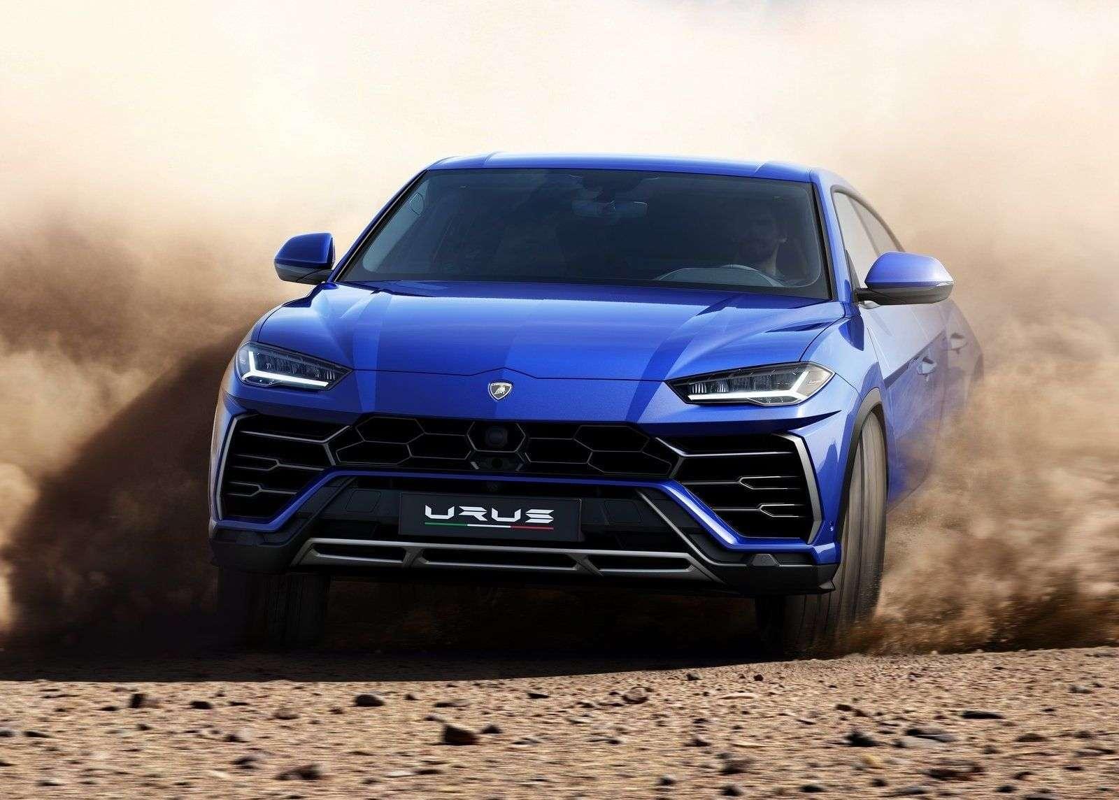 1512662888 novyy lamborghini urus 2019 - Обзор кроссовера Lamborghini Urus 2019