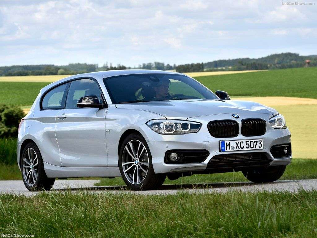 Видео-обзор BMW 1-Series 3-door 2018: комплектации и цена!