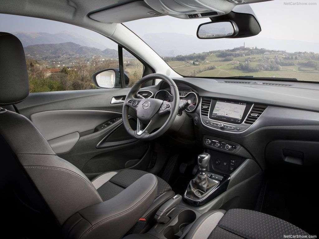 Видео-обзор Opel Crossland X 2018: технические характеристики и цена!