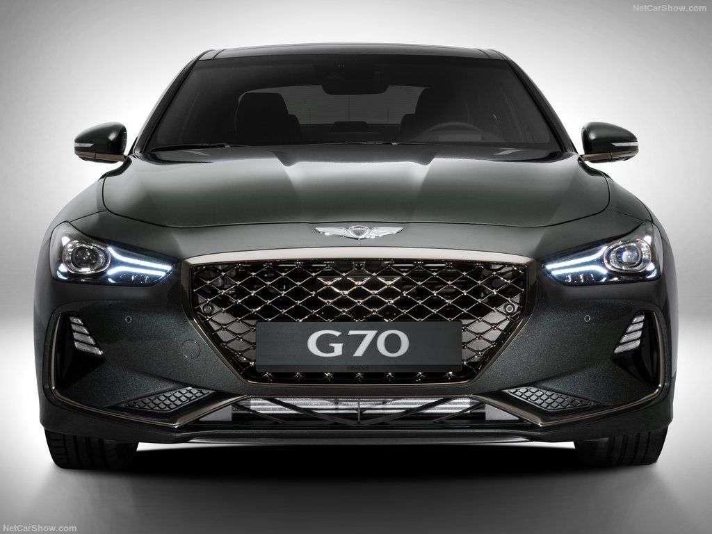 Видео-обзор Genesis G70 2018!