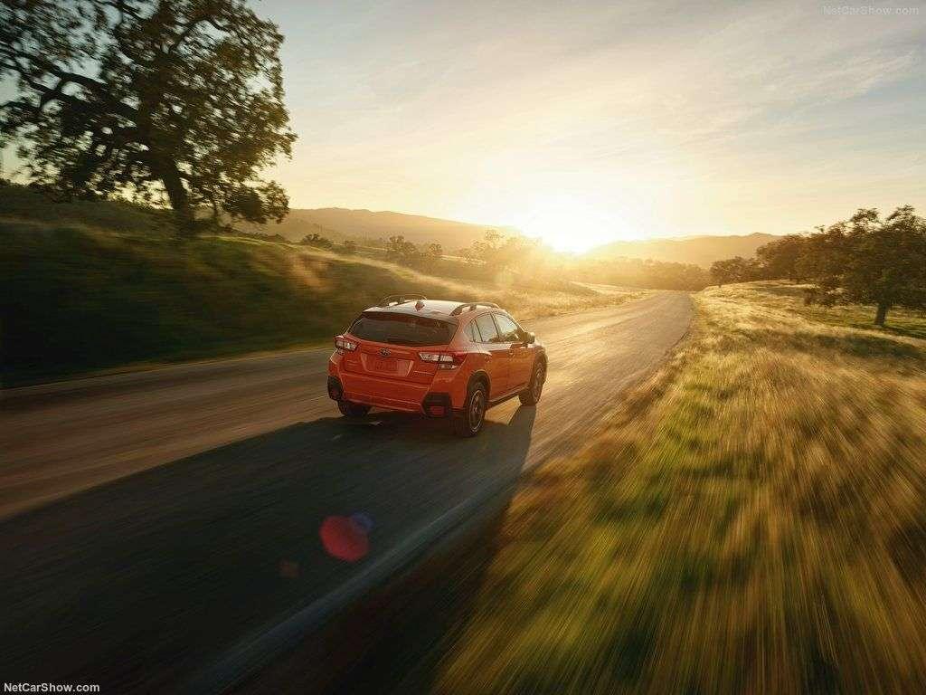 Видео-обзор Subaru Crosstrek 2018!