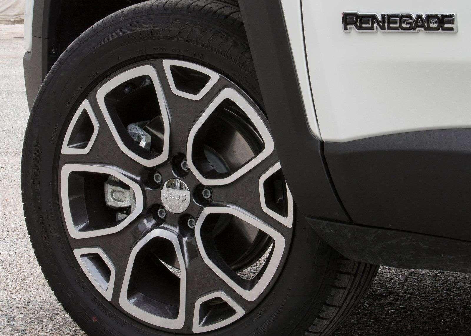 Видео-обзор внедорожника Jeep Renegade 2017!