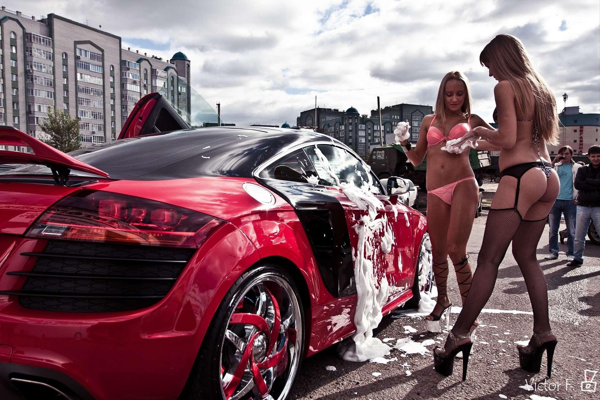 2690848s 960 - Сексуальные девушки и автомобили (часть 26)