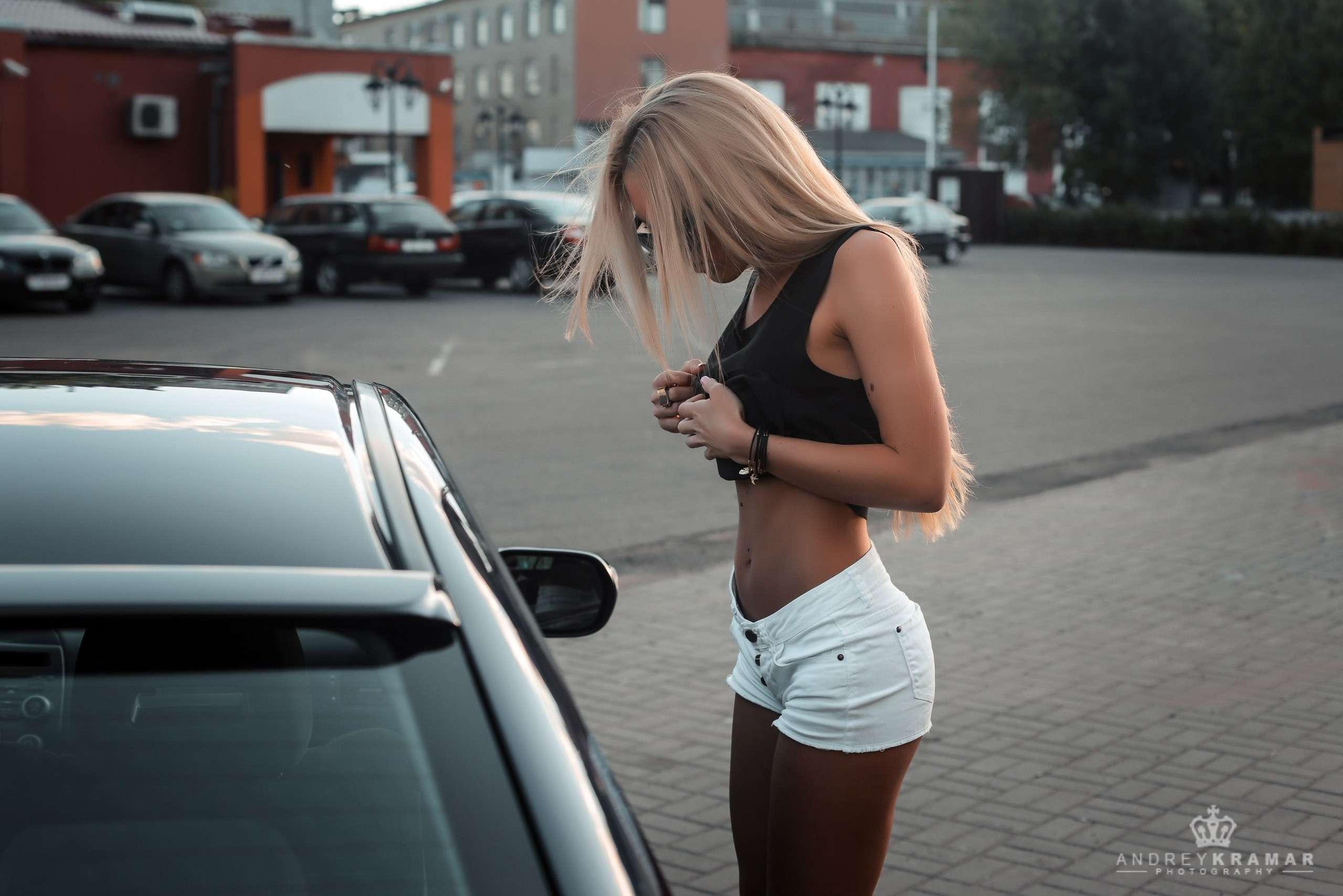 291187 - Сексуальные девушки и автомобили (часть 17)