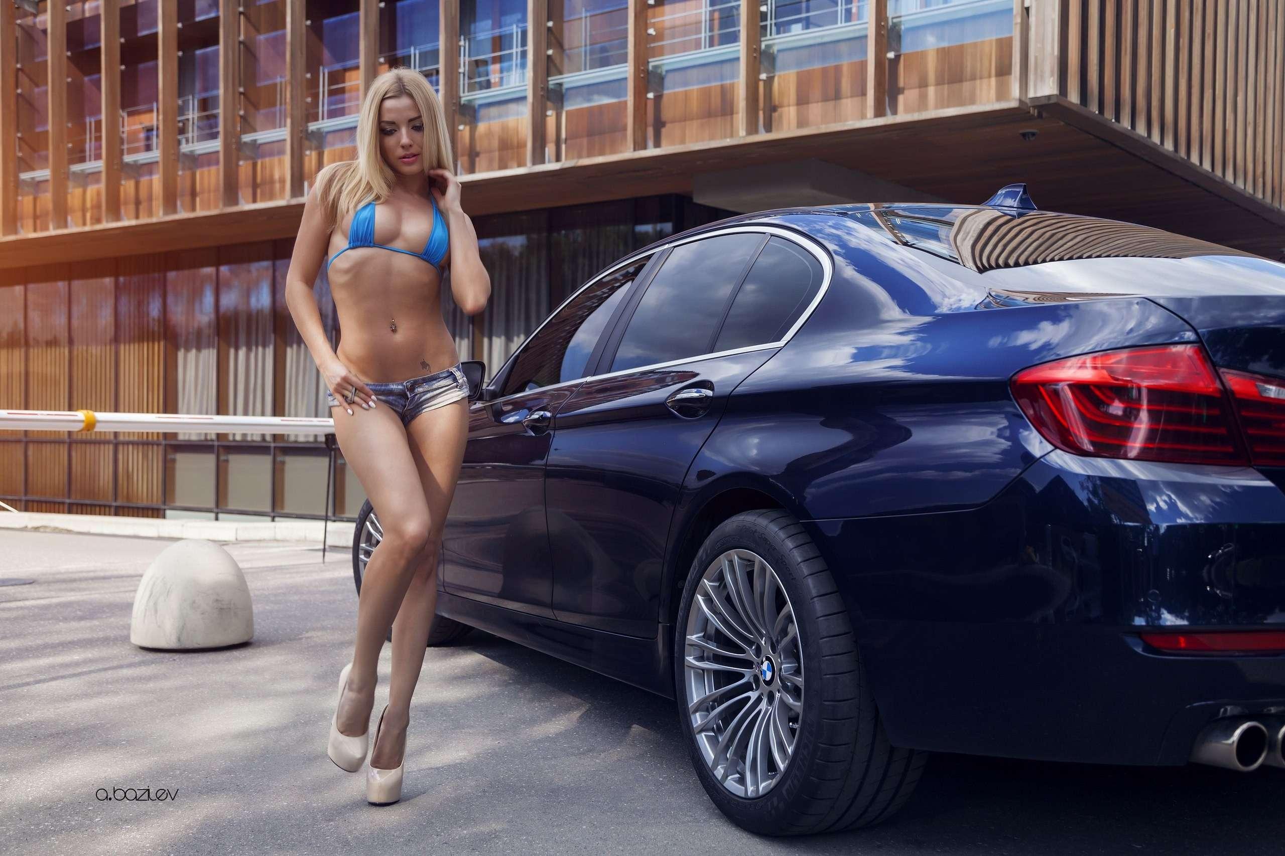 301011 - Сексуальные девушки и автомобили (часть 26)