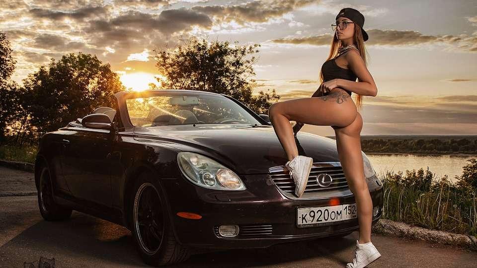 635e52es 960 - Сексуальные девушки и автомобили (часть 17)