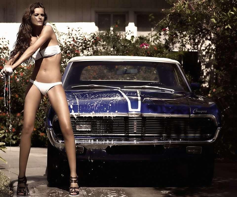 6481012c511d09b - Сексуальные девушки и автомобили (часть 26)