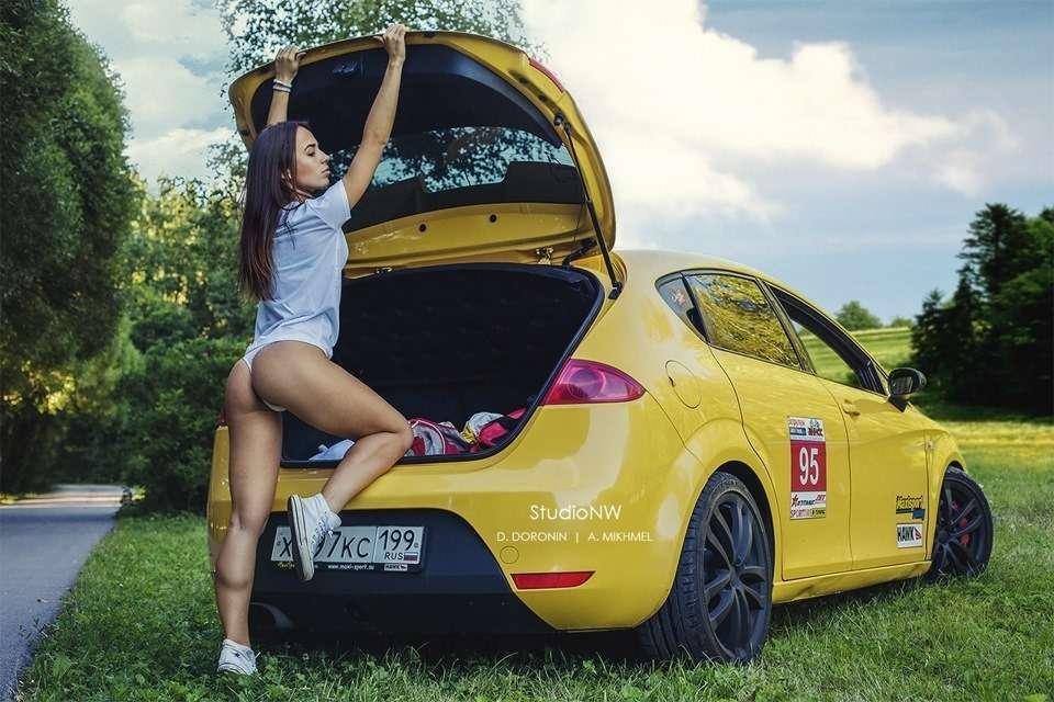 683cb4cs 960 - Сексуальные девушки и автомобили (часть 17)