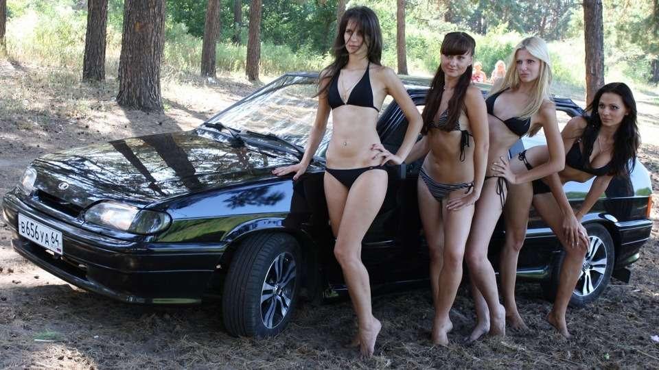 788859u 960 - Сексуальные девушки и автомобили (часть 26)