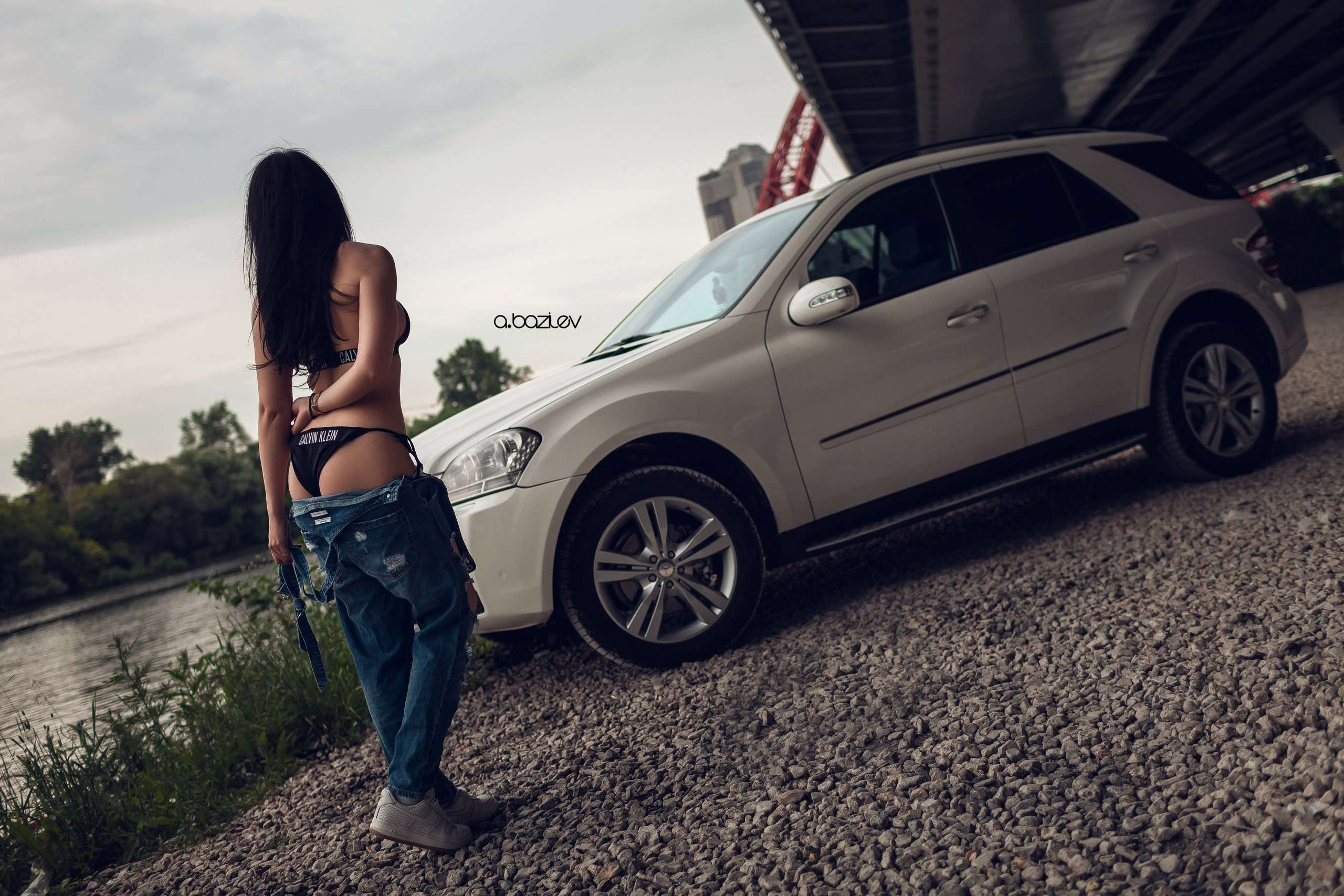 acGraJuftFg - Сексуальные девушки и автомобили (часть 10)