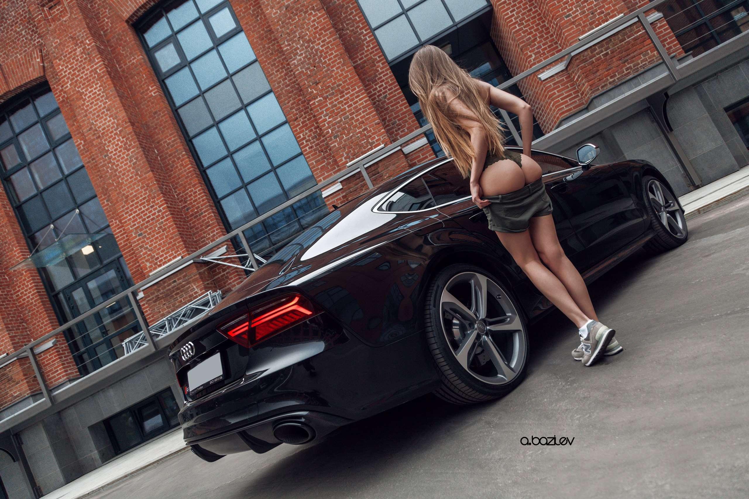 cFfC UzKCQQ - Сексуальные девушки и автомобили (часть 10)