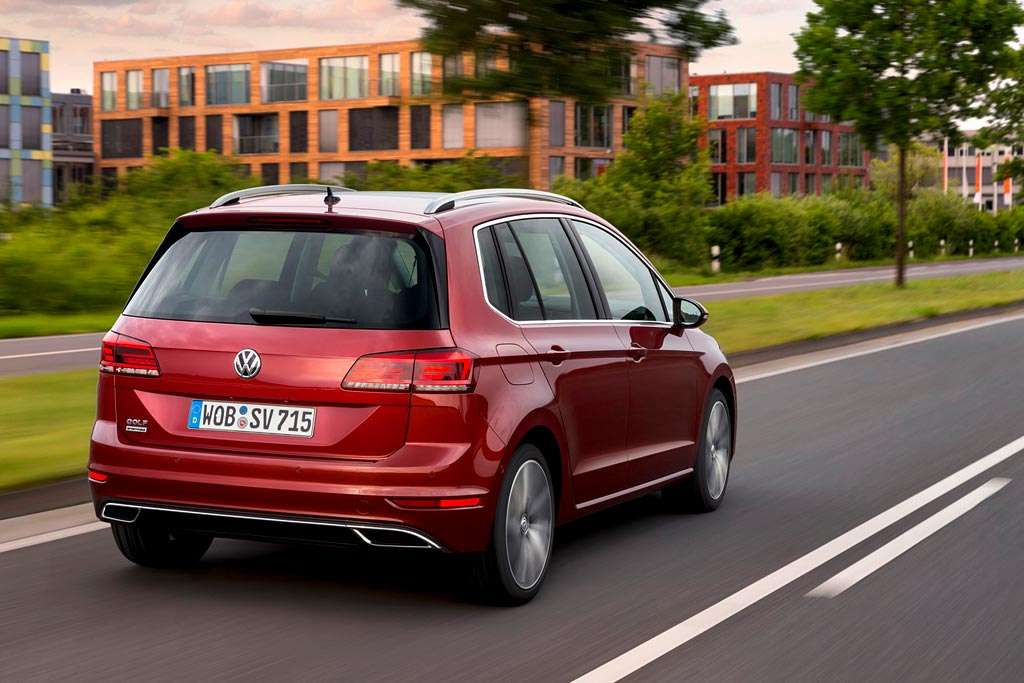 Видео-обзор Volkswagen Golf Sportsvan 2018!