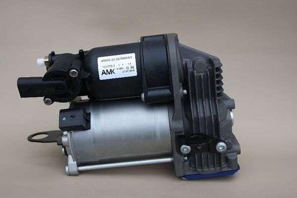 kompressor - Что такое пневматическая подвеска в автомобиле?