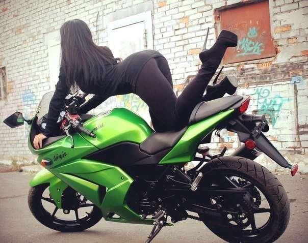 post 1 1457100640 - Сексуальные девушки и мотоциклы (часть 2)