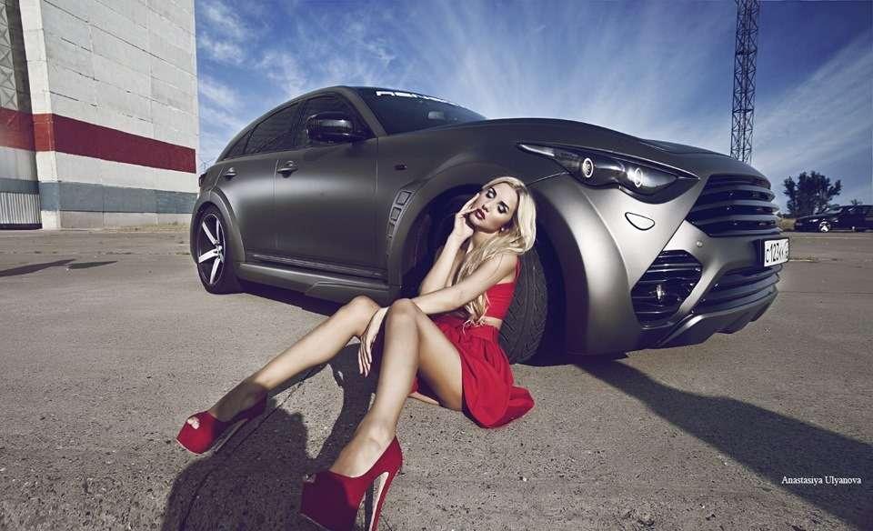 4b85c38s 960 - Сексуальные девушки и автомобили (часть 31)