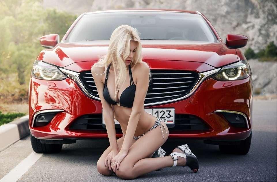 93ZaTCZEDS 23383 - Сексуальные девушки и автомобили (часть 31)