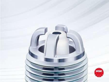 NGK s tsentralnyim elektrodom opt 1 - Особенности свечей зажигания NGK?