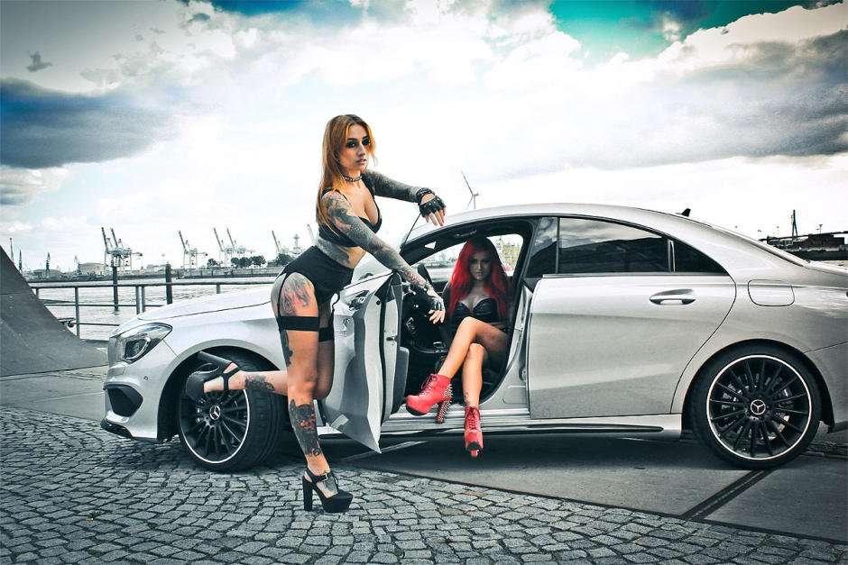 sexddevooo30 - Сексуальные девушки и автомобили (часть 31)