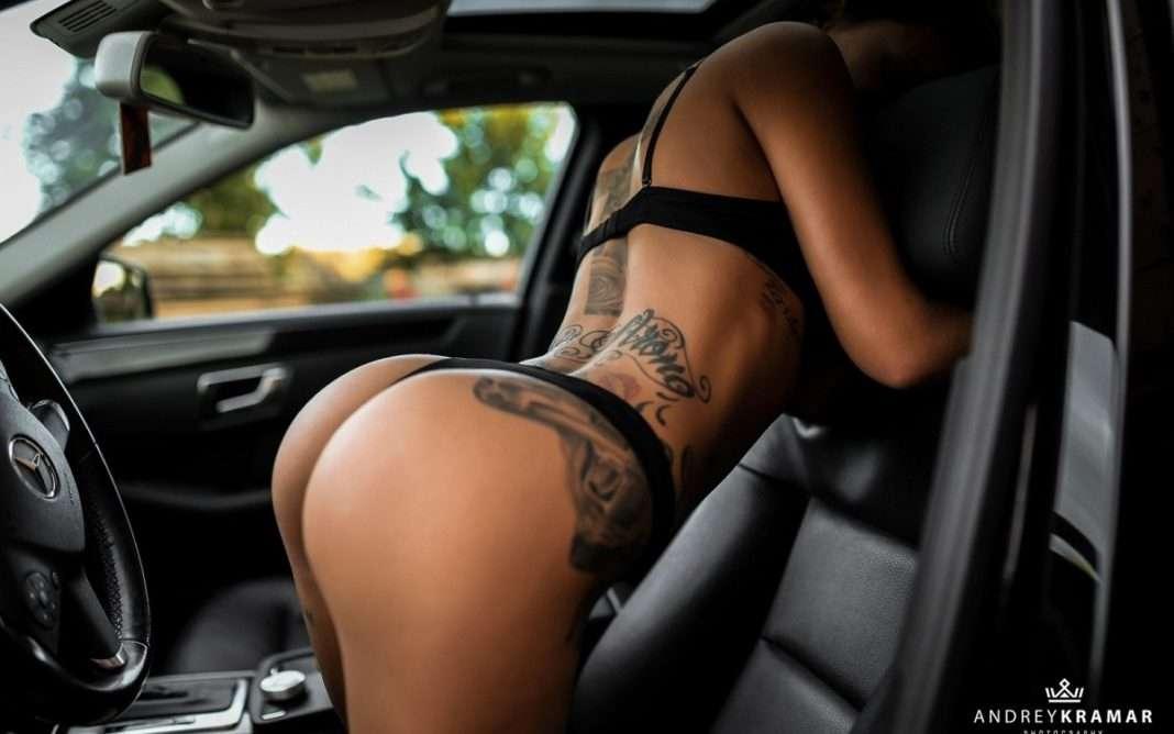 Latina milf nude