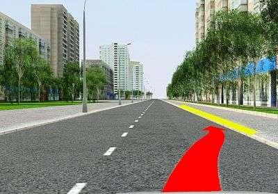 Желтая разметка на дороге: какой должна быть и что означает?