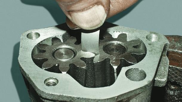 534534 - Как проверить масляный насос?