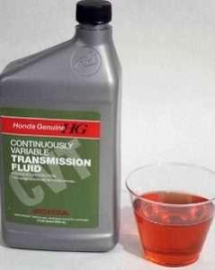 1473440013 oil cvt honda insight 239x300 - Замена масла в вариаторе своими руками