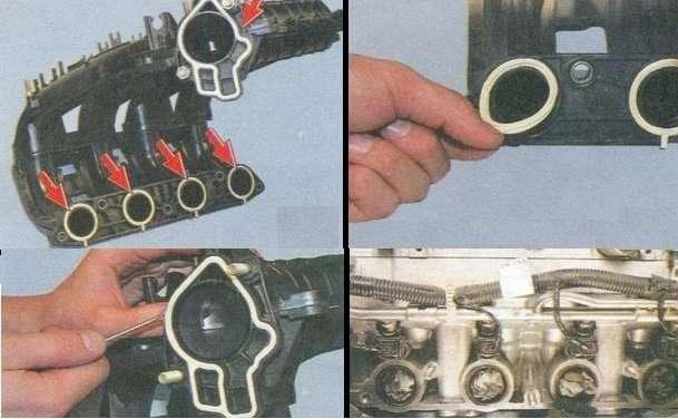 Методы определения подсоса воздуха в атомобиле