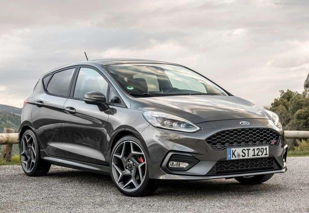 Видео-обзор Ford Fiesta ST 2018