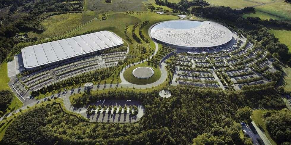 ТОП-15 самых великих автомобильных фабрик