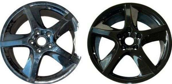 Как отремонтировать литые диски автомобиля?