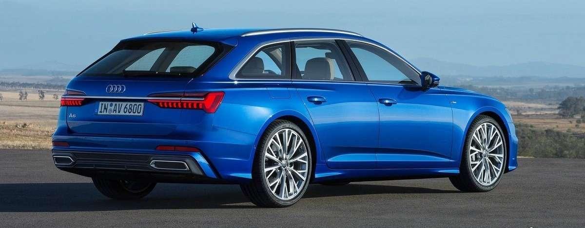 Видео-обзор Audi A6 Avant 2019-2020
