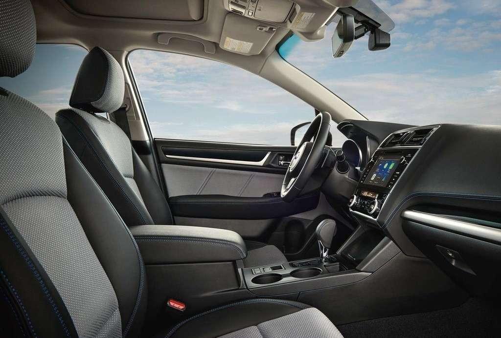 Видео-обзор Subaru Legacy 2018