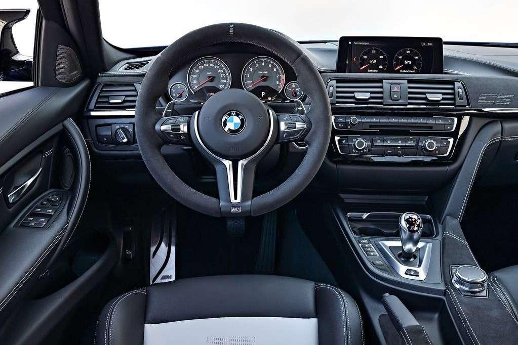 Видео-обзор BMW M3 CS 2018