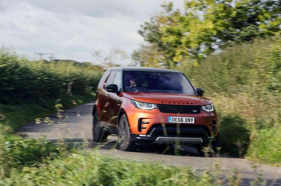 Видео-обзор Land Rover Discovery