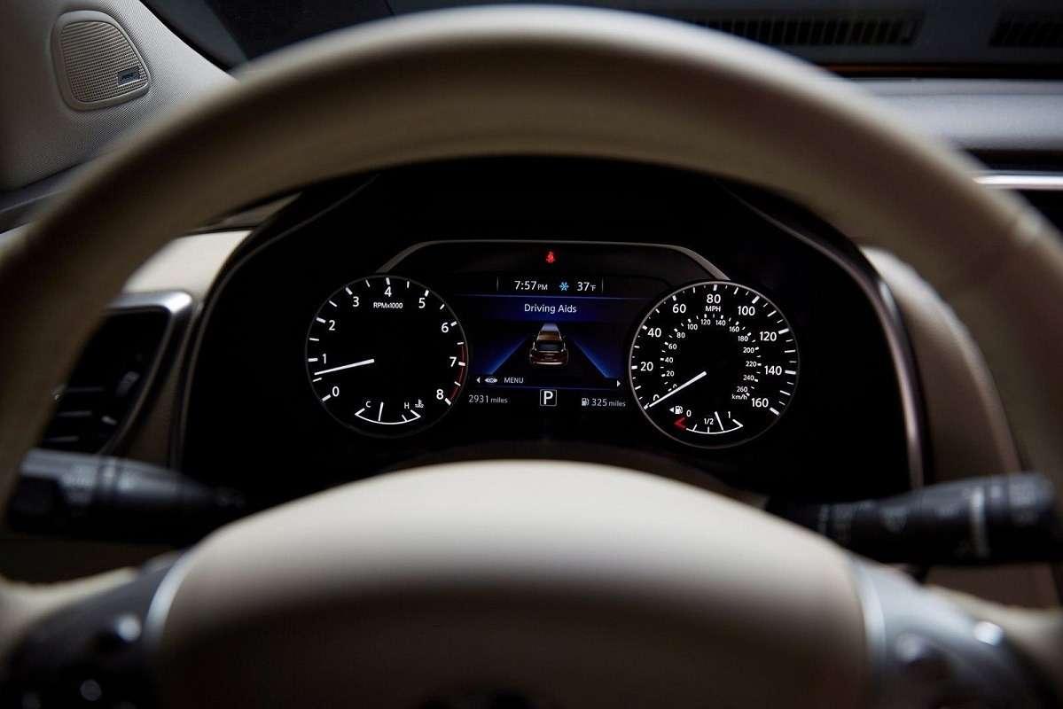 Видео-обзор Nissan Murano 2016-2018