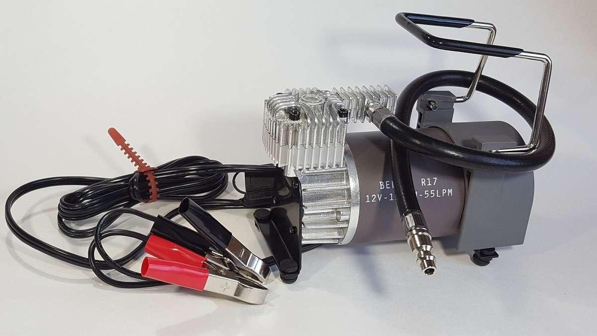 Kompressor Berkut 15 - Какой автокомпрессор выбрать?