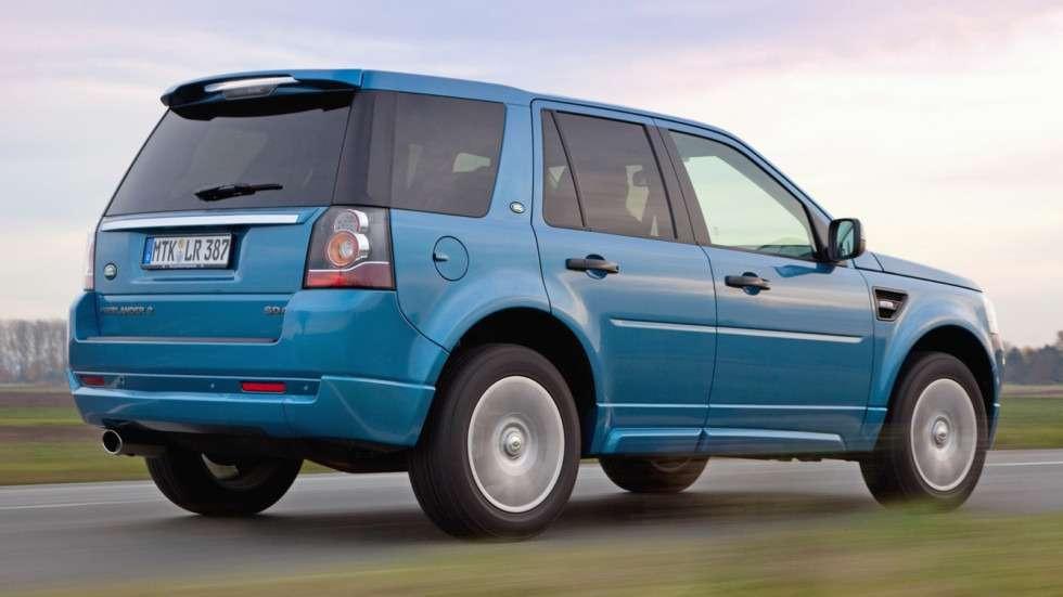 Видео-обзор Land Rover Freelander 2: плюсы и минусы